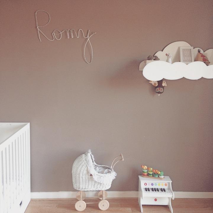 Rozjasnite detskú izbu