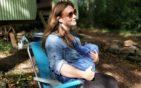 Záhrada ako miesto relaxu a posedenia s deťmi a známymi