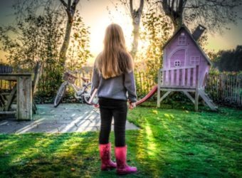 Dieťa v prírode